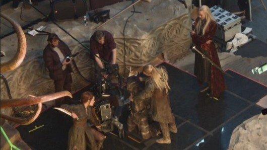 """Der Hobbit: Peter Jackson enthüllt neue Bilder und Details zu """"Smaugs Einöde"""""""