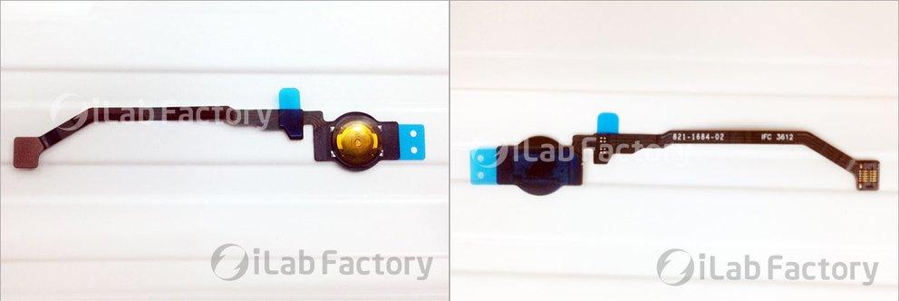 Homebutton-Flex-Kabel