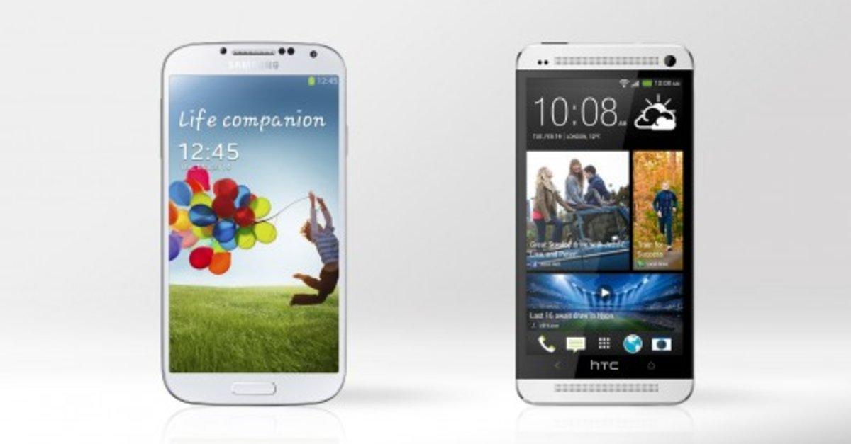 HTC vs. Samsung – Kleinkrieg der High-End Klasse – GIGA