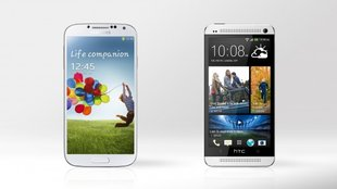 HTC vs. Samsung - Kleinkrieg der High-End Klasse