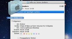Icons am Mac unter OS X ändern - und schöne Icons finden (Einsteigertipp)