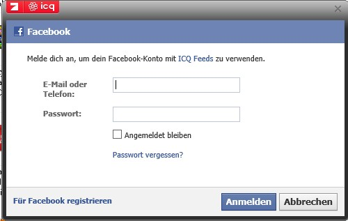 Icq download und registrierung