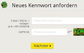 ICQ Passwort ändern: Was tun, wenn man das ICQ Passwort vergessen hat?