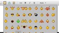 Neue ICQ Emoticons: ICQ mit bunten Smileys aufrüsten