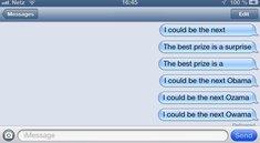 """iMessage: Seltsamer Bug sorgt für """"Verschwinden"""" einzelner Worte auf iPhones"""