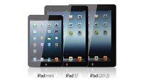 iPad 5: 15% dünner und 25% Leichter als iPad 4, Apple A7X von Samsung