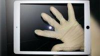iPad 5: Vermeintliche Gehäuse-Front aufgetaucht
