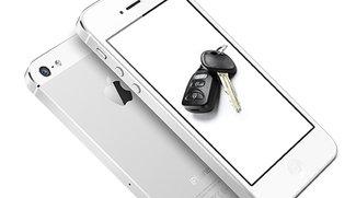 iPhone-App statt Autoschlüssel: Patentanträge von Apple