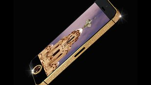 iPhone 5 für 11,7 Millionen Euro: Diamant als Homebutton