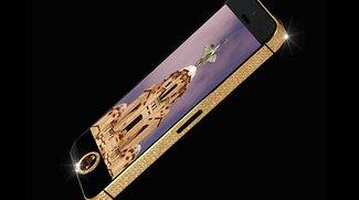 iPhone 5 für 11,7 Millionen Euro: Diamant als Homebutton