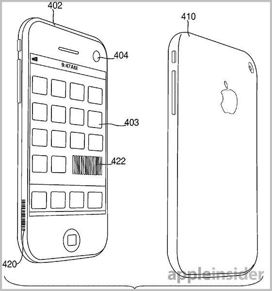 Apple-Patent: Sichere Verbindung zwischen iPhones mit Hilfe der Kamera