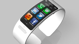 iPhone plus: Die vollwertige iWatch (Designstudie)