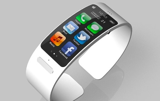 "Apple sichert sich angeblich ""iWatch"""