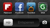 LockLauncher: Wichtige Apps direkt vom Sperrbildschirm starten [Cydia]