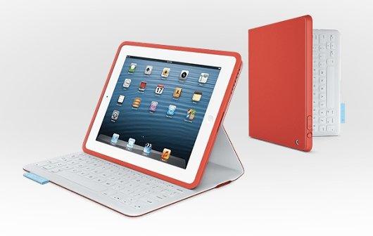 Logitech FabricSkin Keyboard Folio: Neue Tastaturhülle für das iPad
