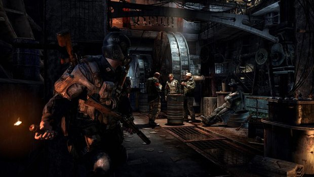 Metro Last Light: Hat den Goldstatus erreicht