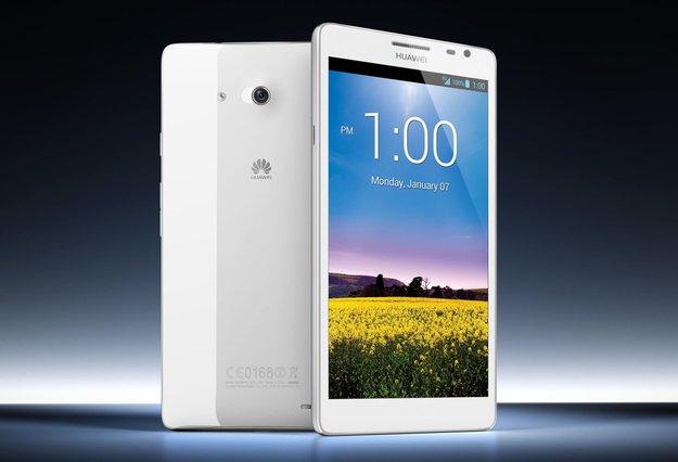Huawei Ascend Mate: Bereits ab morgen verfügbar