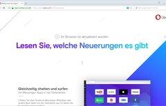 Opera-Update – manuell,...