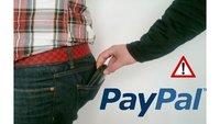 """""""Der Zugriff auf ihr Konto wurde eingeschränkt"""": Paypal-Phishing im Umlauf"""