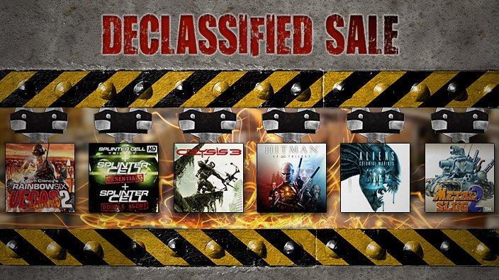 PS Store: Declassified Sale bietet zahlreiche reduzierte Shooter