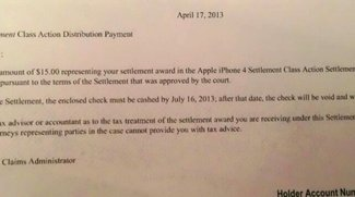 """iPhone 4: Zahltag für """"Antennagate""""-Kläger"""