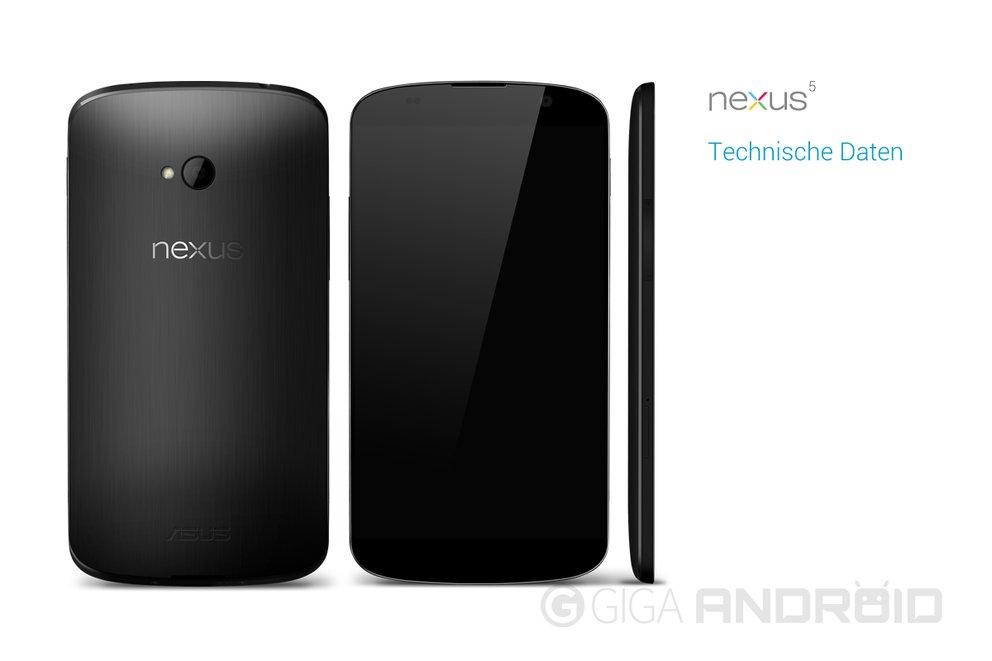 Erneute Gerüchte von einem abgespeckten Nexus 5 von LG