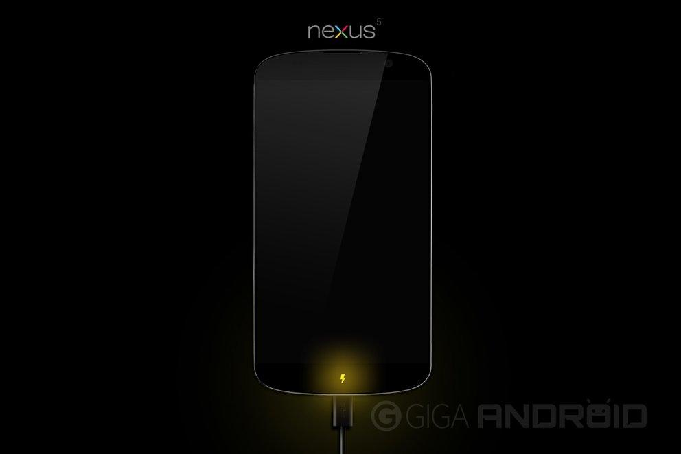 Nexus 5 Lade LED