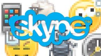 Geheime Skype-Smileys: Versteckte Emoticons und Icons nutzen