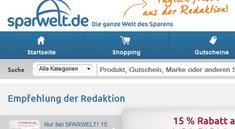 Sparwelt.de – mit Gutscheinen für Technik und Games clever sparen