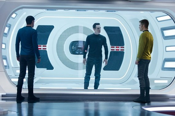Star Trek Into Darkness Filmkritik