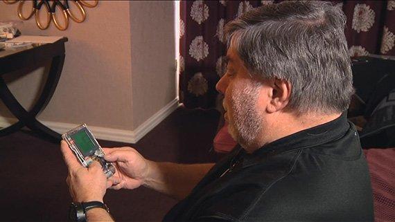 Steve Wozniak Tetris