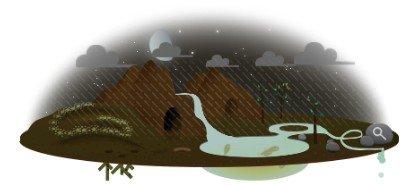 Tag der Erde 2013: Regen