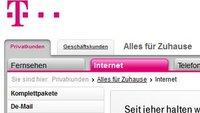 Deutsche Telekom beschließt DSL-Drosselung ab Mai 2013