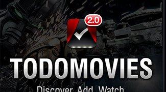 TodoMovies: Version 2.0 mit iCloud-Sync, Empfehlungen und mehr