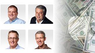 Apple-Manager sind Top-Verdiener in den USA