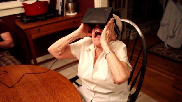 90-Jährige nutzt Oculus Rift und lässt euer Herz schmelzen