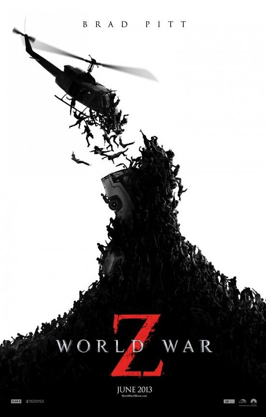 World War Z: Poster 1