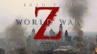 World War Z: Eindrücke vom Preview - CGI-Zombies fluten die Zivilisation (noch keine Film-Kritik)