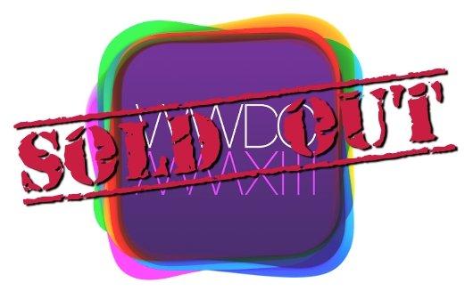 """WWDC 2013: Server-Ausfall als Grund für den schnellen """"Ausverkauf""""?"""
