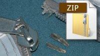 ZIP-Dateien reparieren und Inhalte retten mit Freeware