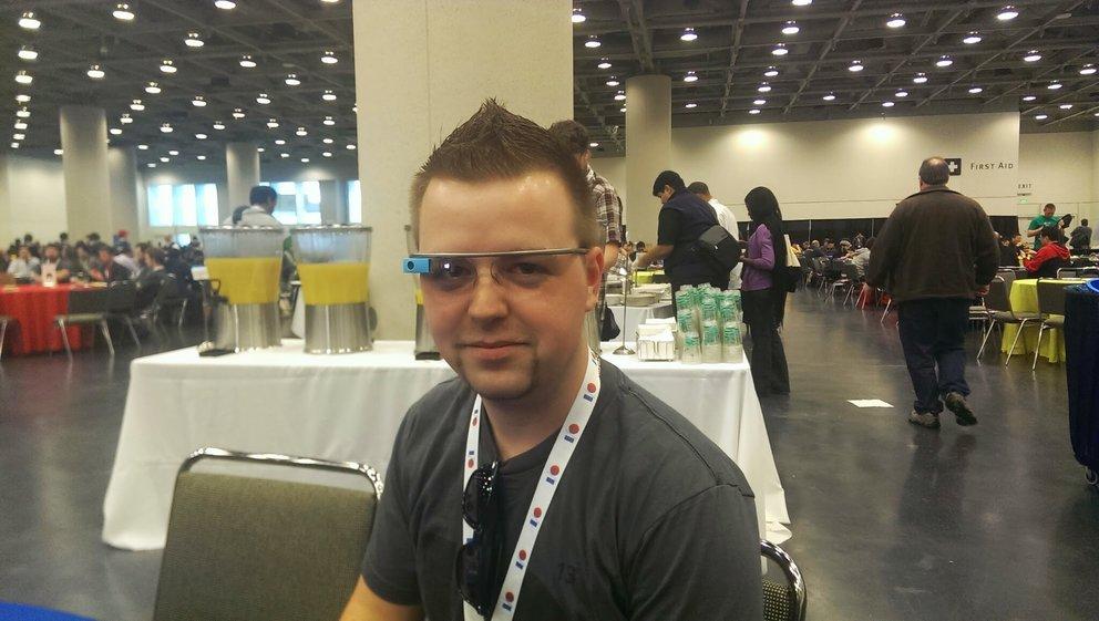 Google Glass: Explorer erhalten mysteriöses Geschenk