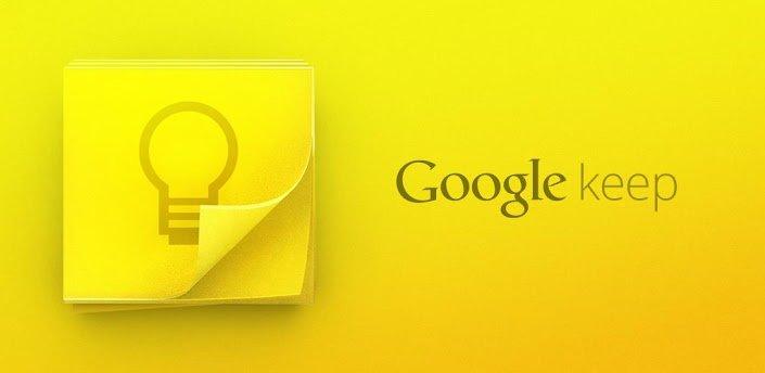 Google Keep – offizielle Chrome App veröffentlicht (Short News)