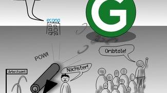 """Eilmeldung: Die aktuelle Lage auf GIGA.DE – Glosse von """"Der Schpammer"""""""