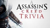 GIGA Trivia: Assassin's Creed (vom 16.05.2013)