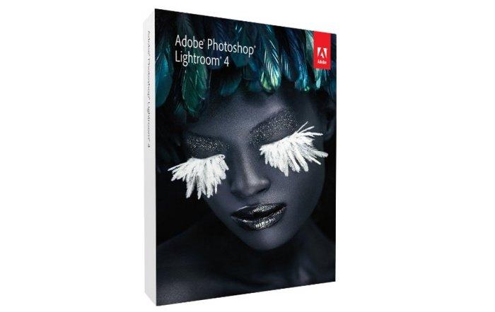 Adobe Lightroom 4 für 85,00 Euro bei Amazon