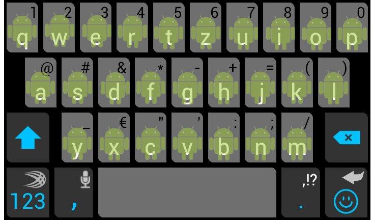2-Finger-Such-System: Die besten Android-Tastaturen im Überblick