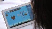 Wenn Nerds heiraten: Hochzeitsantrag via Angry Birds und Note 10.1