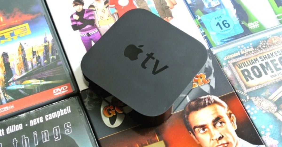 Filme & Videos für Apple TV konvertieren und streamen (How-To) – GIGA