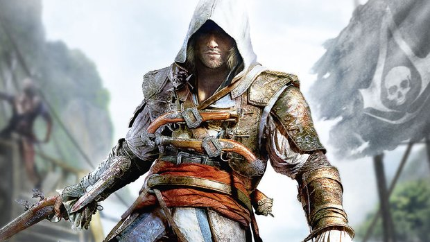 Assassin's Creed 4: Playstation 4-Gameplay von Ubisoft präsentiert