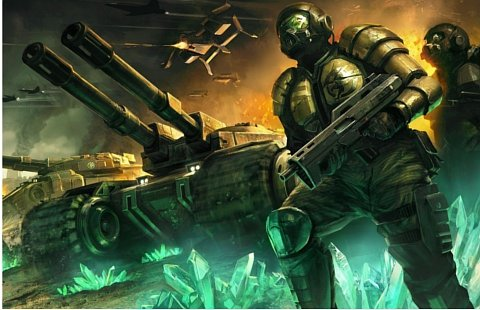 Command & Conquer: Tiberium Alliances - Gratis RTS direkt im Browser spielen